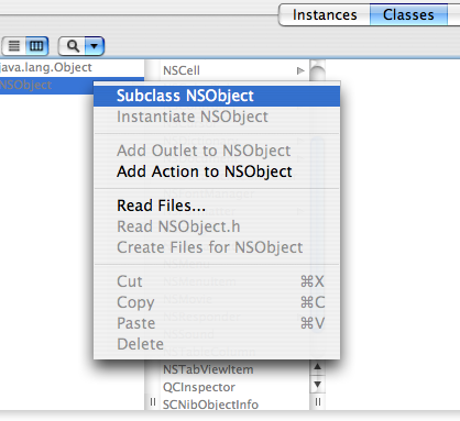 Subclassing NSObject